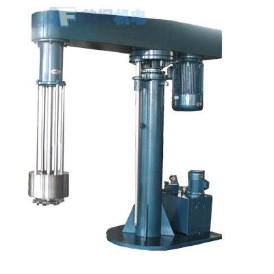 AF-L01系列液压升降篮式研磨机